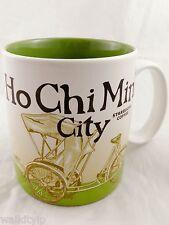 Mug s Starbucks Vietnam Series New Coffee Oz City Ho Chi Minh Original Sign 2013