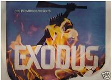 Exodus-1960- Original Movie Soundtrack-Record LP