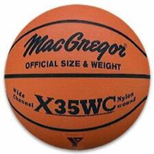 MacGregor Rubber Basketball Official Size 29.5