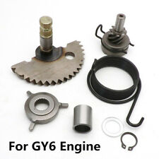 Kick Start Gear Kits With Spring Idle Gear Shaft For GY6 50cc 60cc 80cc P139QMB