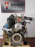 2005 Mercedes MBE 4000 Diesel Engine, 460HP, Good for Rebuild Only.