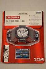 Craftsman LED HEadlight Headlamp Flashlight #93686  NEW IN PACKAGE