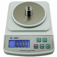 500g x 0.01g Digital Precision Weighing Scale Tool Jewelry Gold Herb Balance LCD