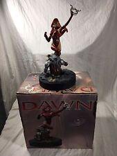 Dawn Lucifer's Halo Statue Joseph Michael Linsner Randy Bowen 1998 IOB