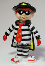 "LOOSE McDonald's 1993 Big Buddies Buddy HAMBURGLAR 4"" Figure FOREIGN New Zealand"