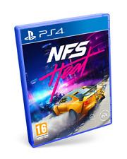 Need for speed Heat PS4 Pal España Nuevo Precintado castellano envio gratis