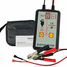 Fuel Injection Pump Automotive Injector Tester Vehicle Diagnostic 4 Pulse Modes