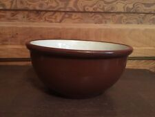 Vintage Weller Pottery Red Ware Mixing Bowl