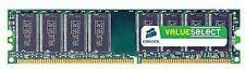 Corsair 1GB DDR2 667MHz PC2-5300 SDRAM PC Memory - Lifetime Warranty