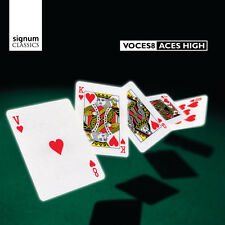 Voces8 - Aces High [New CD]