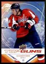 2009-10 Upper Deck Top Guns Alexander Semin #TG1