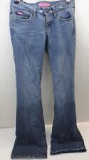 Mambo Women's Blue Jeans Size 8  Flared at cuff