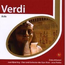 JONEL PERLEA - VERDI - ESPRIT/AIDA (QS)  CD NEU
