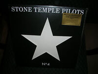 Stone Temple Pilots No. 4 180 Gr / Die-Cut Outer Sleeve vinyl LP NEW sealed