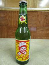 Dale Earnhardt NASCAR 1979 Rookie of The Year Sun Drop 12 Oz Bottle Full D201