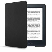 Kobo Nia Case, Kobo Nia Cover - Slim Light, Smart Auto Sleep Wake - Black