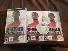 FIFA Soccer (Sony PSP, 2005) Complete CIB