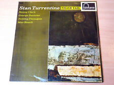 Stan Turrentine/Tiger Tail/1964 Fontana Mono LP