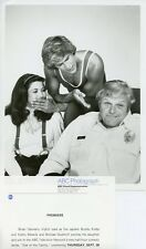 BRIAN DENNEHY KATHY MAISNIK MICHAEL DUDIKOFF STAR OF THE FAMILY '82 ABC TV PHOTO