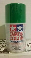 Tamiya Color aerosol PS-25 Bright Green.