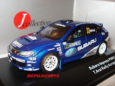 J-COLLECTION JC195 SUBARU IMPREZA PWRC N°33 RALLY ACROPOLIS 2009 au 1/43°