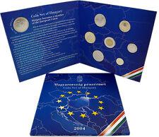 Ungarn 238 Forint 2004 Stg KMS 1 Forint bis 100 Forint zum EU Beitritt im Folder