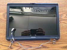 "Genuine Laptop LCD SCREEN FOR TOSHIBA SATELLITE M105-S3084 14.1"""