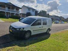 VW Caddy Maxi van