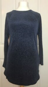 Zara Special Edition Long Sleeve Long Top Size Medium Zip Up Back