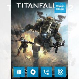 Titanfall 2 for PC Game Origin Key Region Free