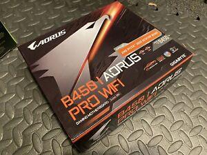 Gigabyte B450i Aorus PRO wifi RGB ITX AMD Socket AM4 Motherboard