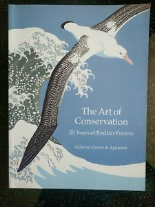 The Art of Conservation by Robert Gillmor, Davies, Appleton, 1st edition SIGNED