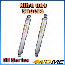 """Pair of Jeep Wrangler TJ 4WD Front Nitro Shock Absorbers 2"""" 45mm Lift"""