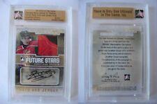 2012-13 ITG Ultimate Jonathan Drouin 1/1 SICK future stars auto jersey RC rookie