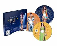 Andrea Berg - Mosaik Live-die Arena Tour Box-Set 2CD+DVD NEU