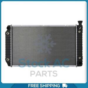 A/C Radiator for Chevrolet Blazer, C1500, C2500, C3500, K1500, K2500, K35... QOA