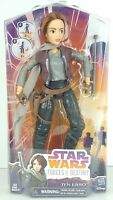 Star Wars Forces of Destiny Jyn Erso Adventure Figure In Hand Fast Ship G3