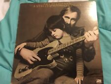 ROY BUCHANAN - A STREET CALLED STRAIGHT LP / ATLANTIC SD18170, VG+ Vinyl