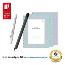 Bundle Promotion : Neo SmartPen N2 with N College notebooks
