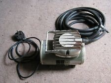 COMPRESSOR THOMAS IND. SPRAYIT SOUND CONDITION WITH  CONNECTING CABLE AND TUBING