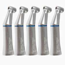 5 X Dental Dentista acqua interna contrangolo Contra Angle Low Speed Handpiece