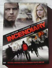 DVD INCENDIARY - Michelle WILLIAMS / Ewan McGREGOR