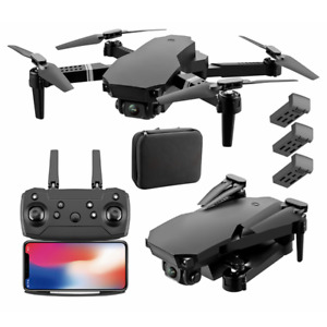 🔥 4K HD S70Pro Drone Aerial Camera WIFI FPV Foldable Mini Selfie RC Quadcopter