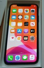 Apple iPhone 64GB Color Negro Desbloqueado Teléfono Inteligente X Sim Gratis Reino Unido