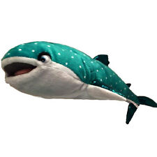 TY Beanie Baby - DESTINY the Whale Shark (Disney Finding Dory) MWMTs Stuffed Toy