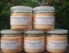 5 Glade ORANGE VANILLA Soy Candles RARE