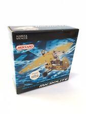 Meccano Microlite Aeroplane Construction Set - Model - Marks & Spencer Exclusive