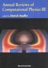 Annual Reviews of Computational Physics III (Vol III)-ExLibrary