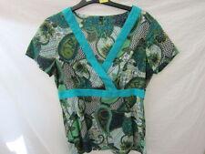 Paisley 100% Cotton Tops & Blouses for Women