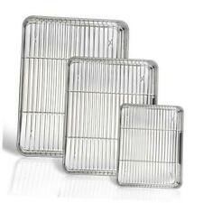 New listing Baking Sheet and Rack Set, 6 Pack ( 3 Sheets + 3 Racks ), Stainless Steel
